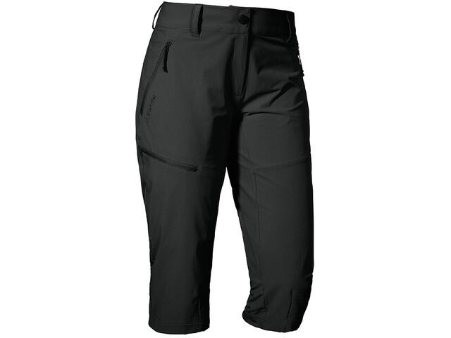 Schöffel Caracas2 Pantalones 3/4 Mujer, gris